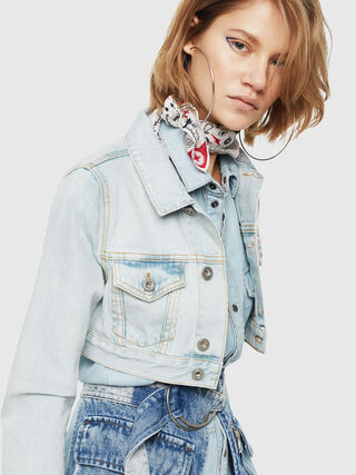 DE-ZAUPY,  - Denim Jackets