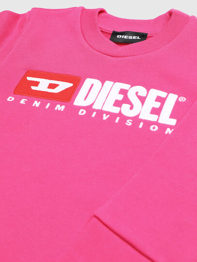 Diesel - SCREWDIVISIONB-R, Hot pink - Sweaters - Image 3