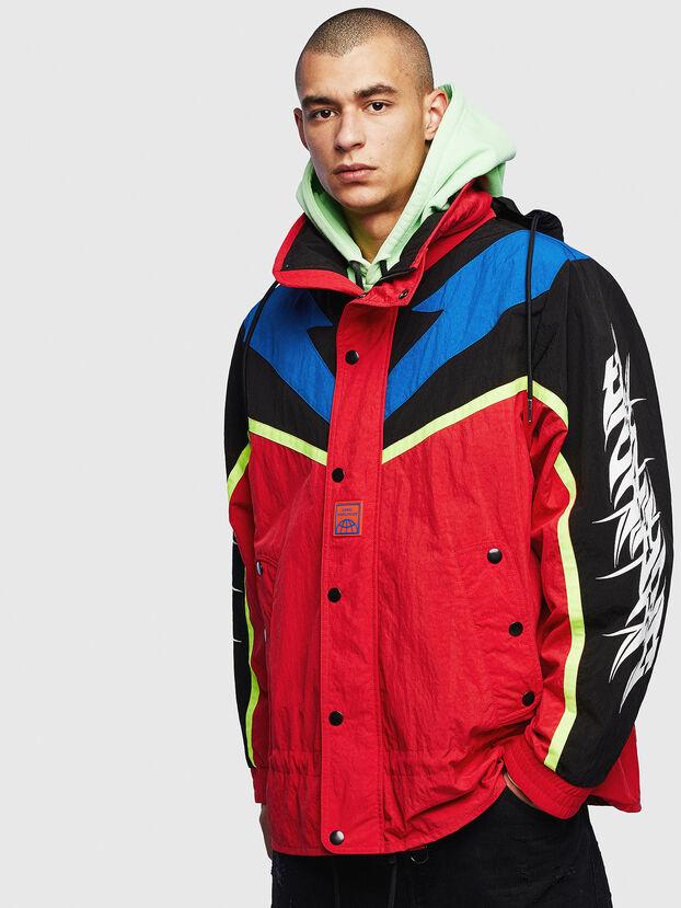 J-BENDER, Red - Jackets