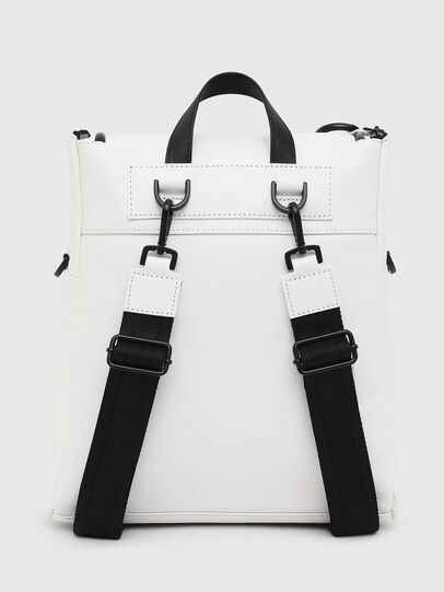 Diesel - SPYNEA, White/Black - Backpacks - Image 2