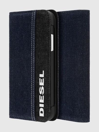 Diesel - DIPH-038-DENVL, Blue Jeans - Flip covers - Image 1