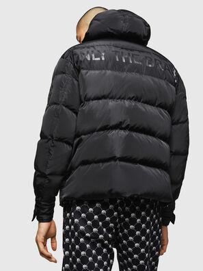 W-SMITH-YA, Black - Winter Jackets