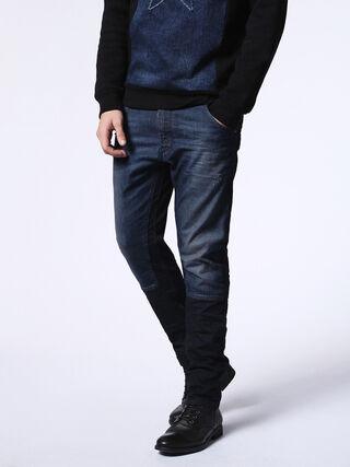 KROOLEY CBD JOGGJEANS 0678N, Blue jeans