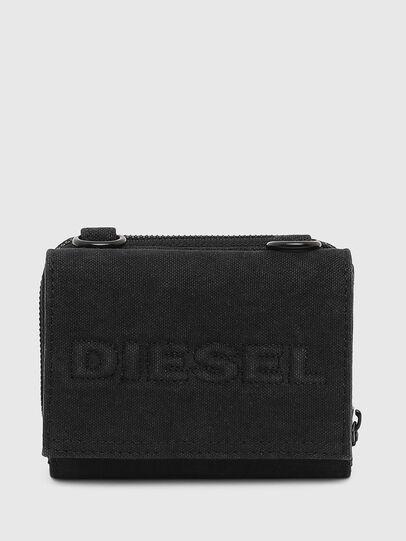 Diesel - LORY, Black - Small Wallets - Image 1