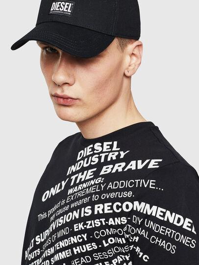 Diesel - T-DIEGO-S3, Black - T-Shirts - Image 3