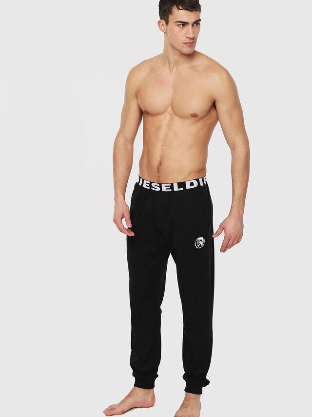 Diesel UMLB-JULIO, Black - Pants - Image 1