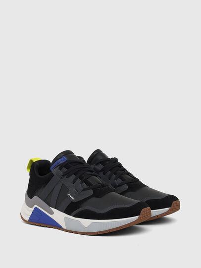Diesel - S-BRENTHA WL, Black - Sneakers - Image 2