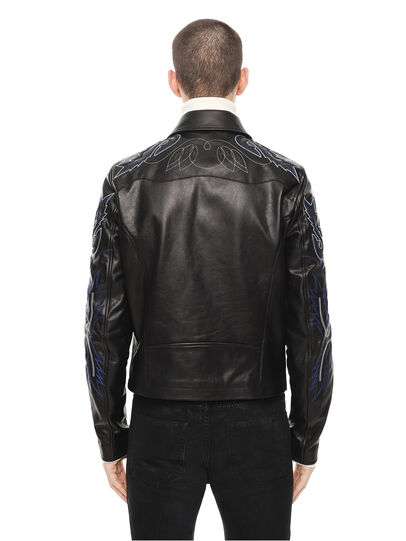Diesel - LITEX,  - Leather jackets - Image 2