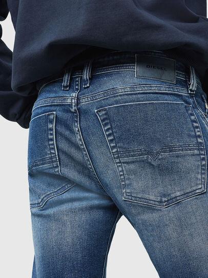 Diesel - Zatiny CN027, Medium blue - Jeans - Image 3