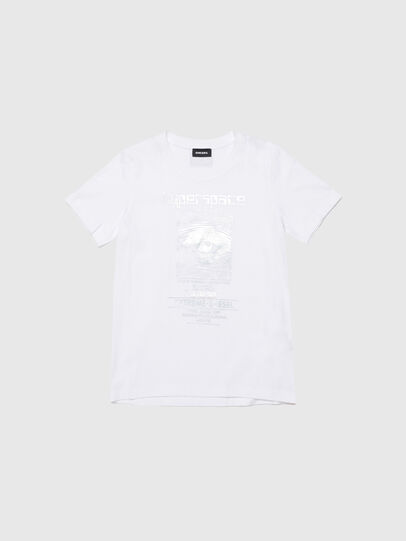 Diesel - TSILYYBJ, White - T-shirts and Tops - Image 1
