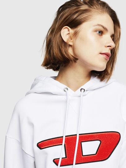 Diesel - F-DINIE-B, White - Sweaters - Image 3
