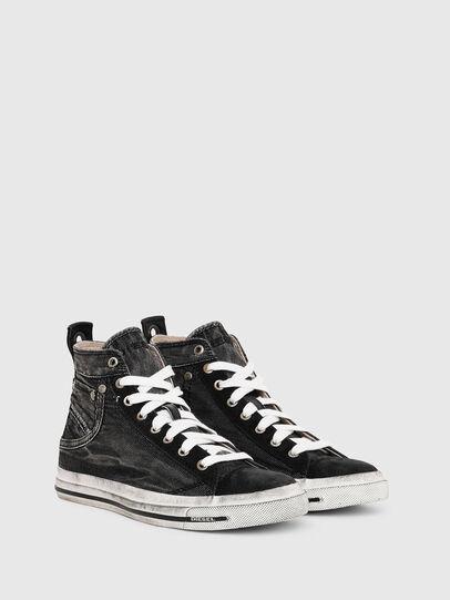 Diesel - EXPOSURE IV W, Black - Sneakers - Image 2