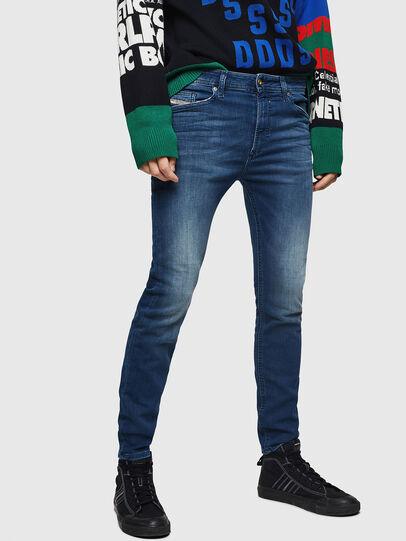 Diesel - Spender JoggJeans 069HC, Dark Blue - Jeans - Image 1