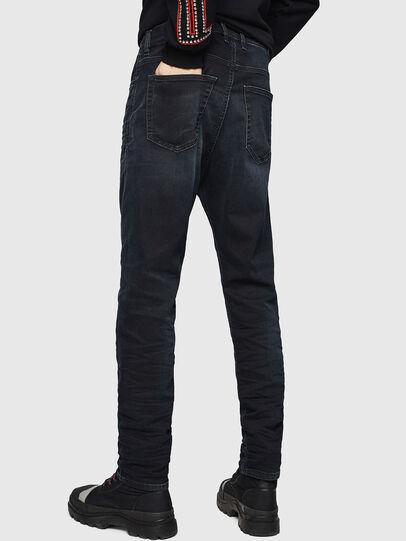 Diesel - D-Vider JoggJeans 069GE, Black/Dark grey - Jeans - Image 2