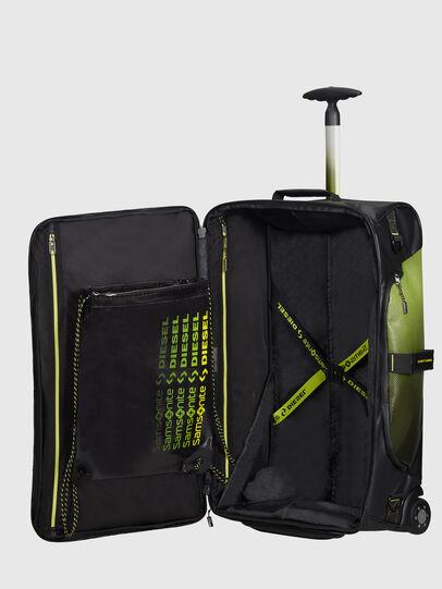Diesel - KA2*69009 - PARADIVE, Black/Yellow - Duffles with wheels - Image 3