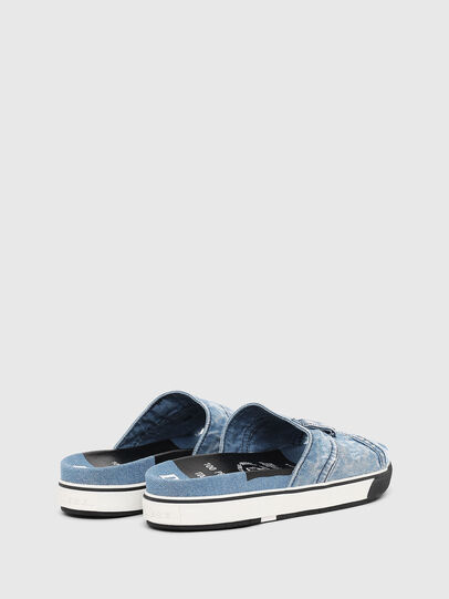 Diesel - SA-GRAND OT, Blue Jeans - Slippers - Image 3