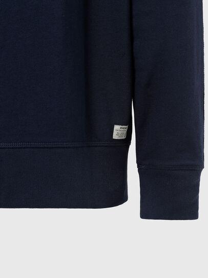 Diesel - UMLT-BRANDON-Z, Blue - Sweaters - Image 3