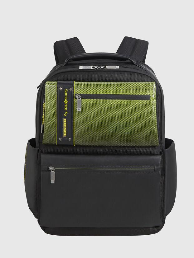 """KB1*19001 - OPENROA, Black/Yellow - Backpacks"