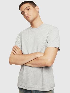 T-DIAMANTIK-NEW, Light Grey - T-Shirts