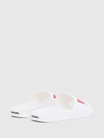 Diesel - SA-VALLA W, White - Slippers - Image 3