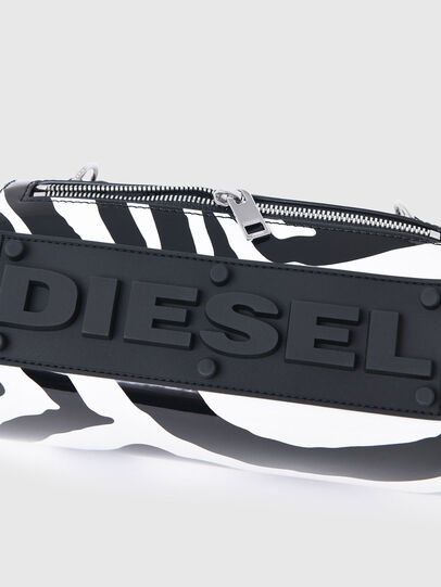 Diesel - CAYAC LT, White/Black - Crossbody Bags - Image 5