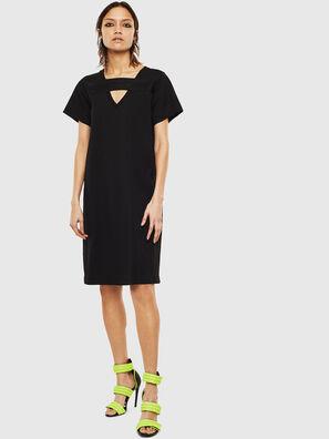 D-STRIPE, Black - Dresses