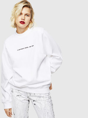 F-ANG-COPY, White - Sweaters