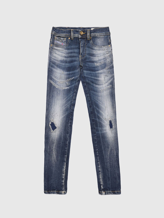 DHARY-J, Blue Jeans - Jeans