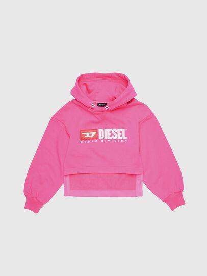 Diesel - SDINIEA, Pink - Sweaters - Image 1