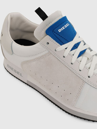 Diesel - S-PYAVE LC, White - Sneakers - Image 5