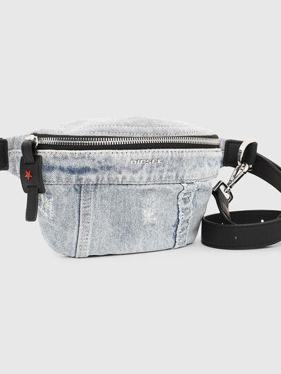 Diesel - ADRIA, Grey Jeans - Belt bags - Image 4