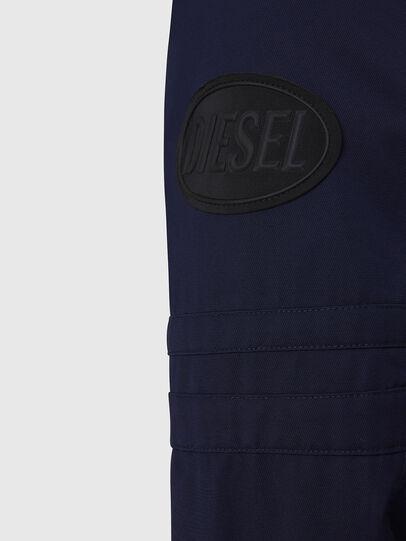 Diesel - J-GLORY, Dark Blue - Jackets - Image 5