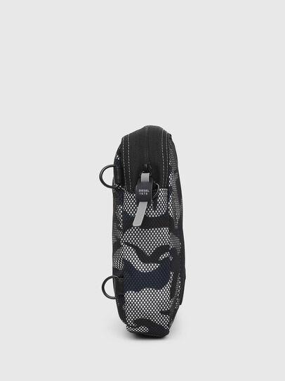 Diesel - ODERZO, Grey/Blue - Crossbody Bags - Image 3