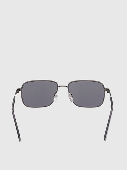 Diesel - DL0354, Grey - Sunglasses - Image 4