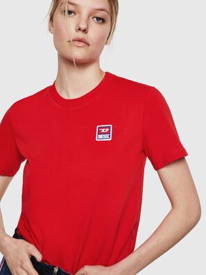 T-SILY-ZE, Fire Red - T-Shirts