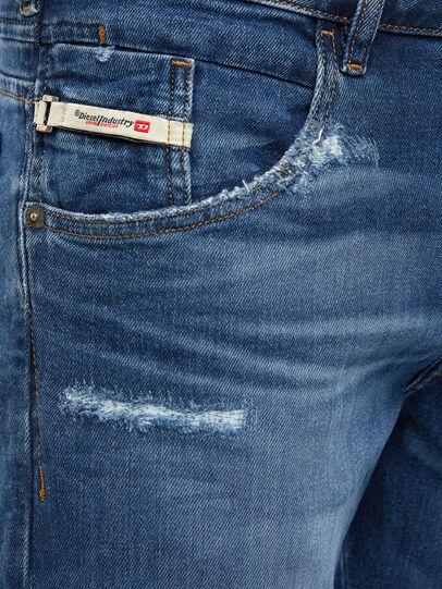 Diesel - D-Bazer 009DE, Dark Blue - Jeans - Image 3