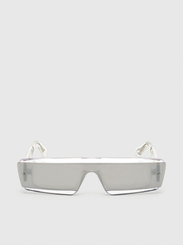 DL0318, White - Sunglasses