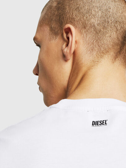 Diesel - T-DIAMANTIK-NEW,  - T-Shirts - Image 3