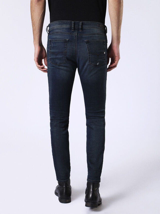 Diesel Spender JoggJeans 0678L, Dark Blue - Jeans - Image 2