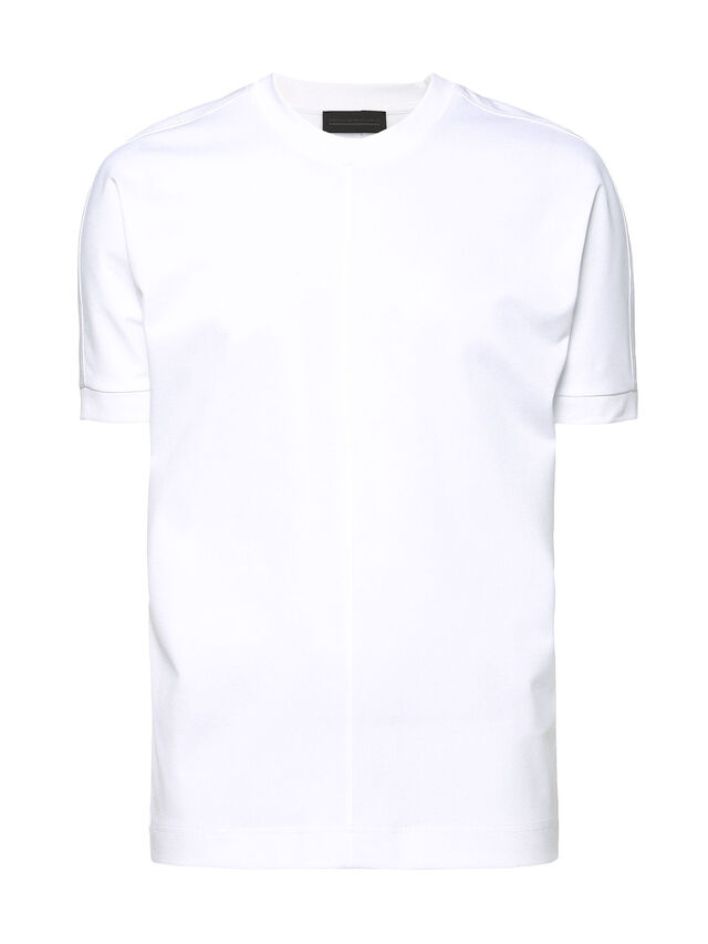Diesel Black Gold TANORMAL, White - T-Shirts - Image 4