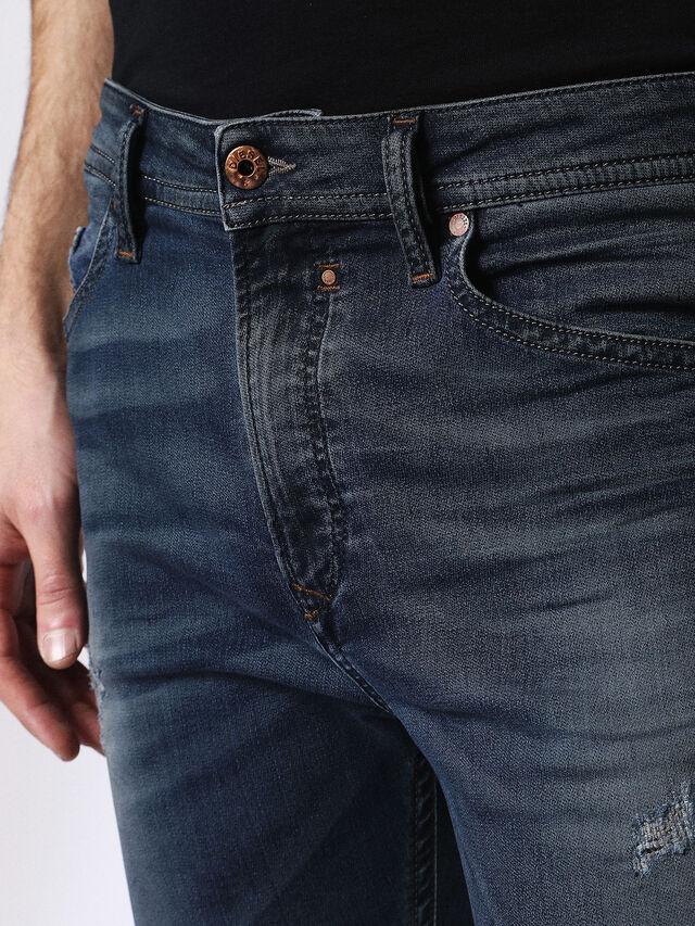Diesel - Spender JoggJeans 0678L, Dark Blue - Jeans - Image 4