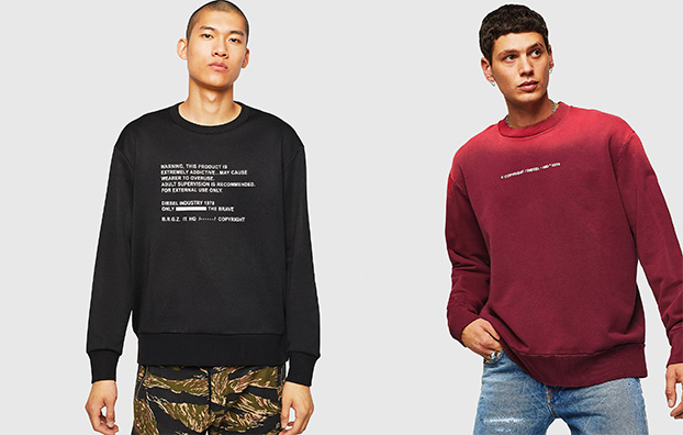 View all man Sweaters on sale