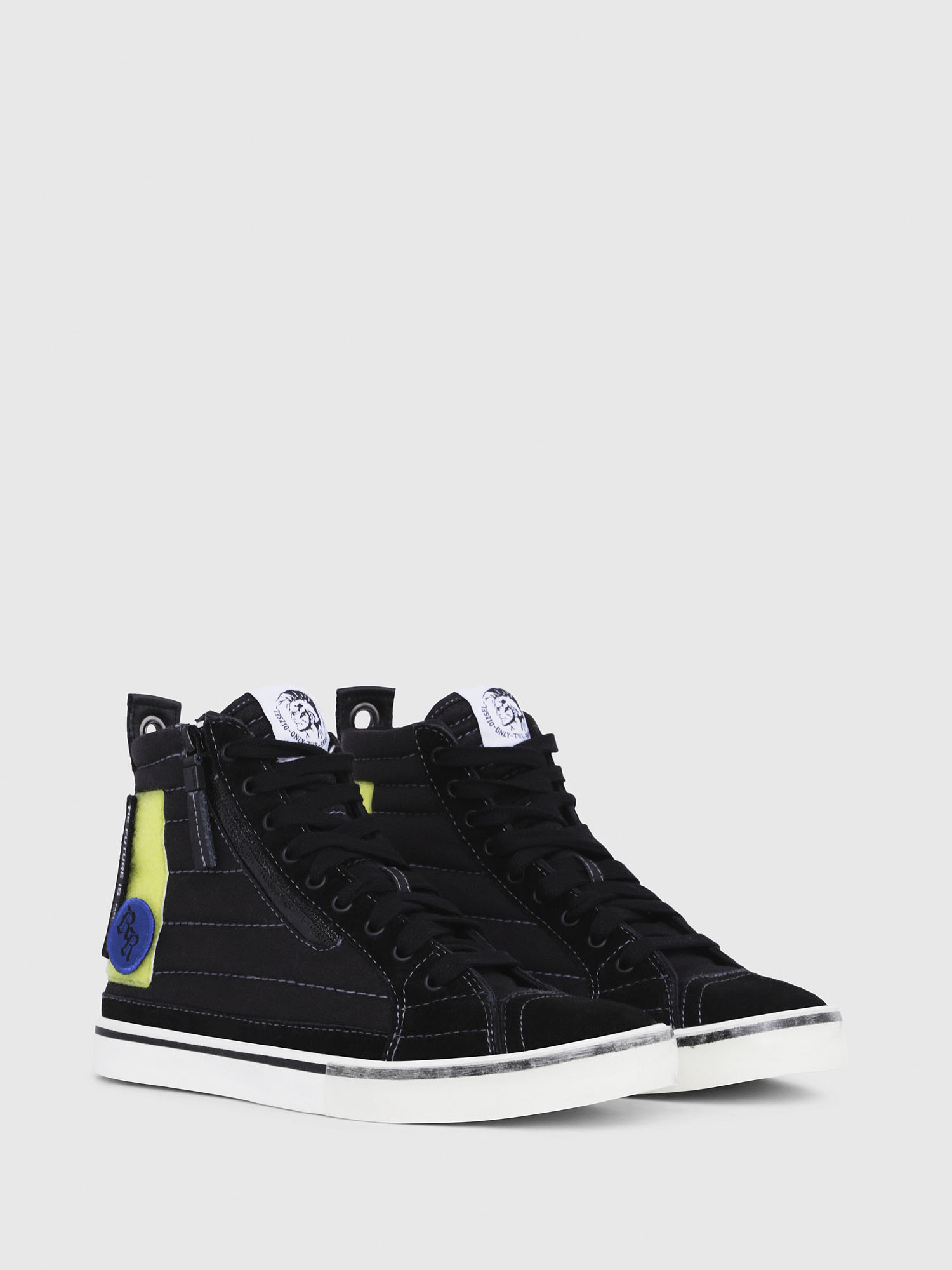 Diesel - D-VELOWS MID PATCH W,  - Sneakers - Image 2