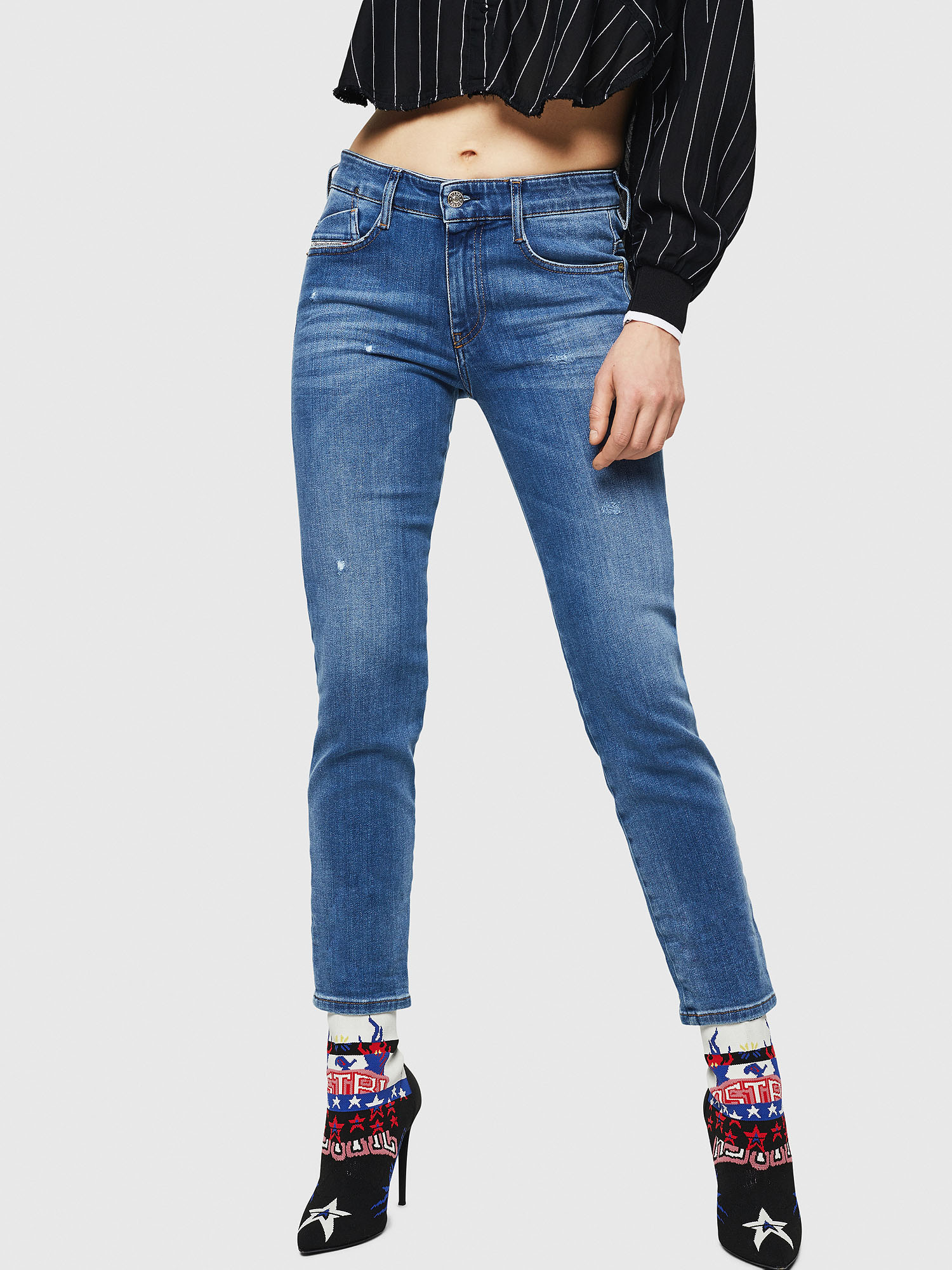 Diesel - D-Rifty 083AX,  - Jeans - Image 1