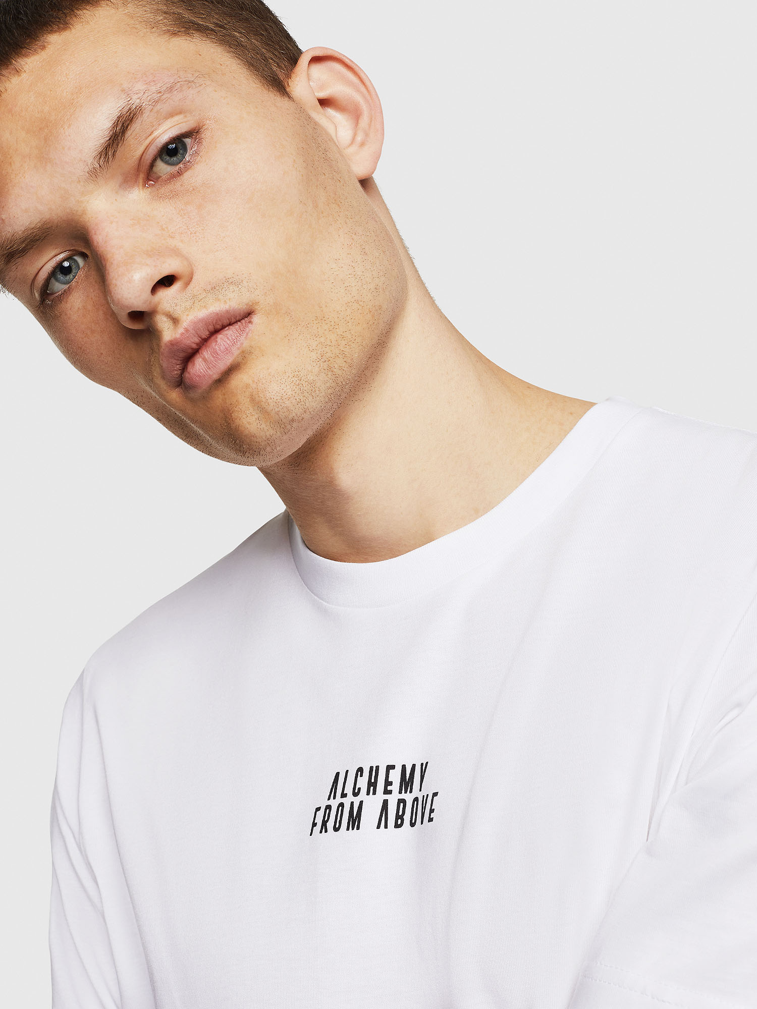 Diesel - T-JUST-A8,  - T-Shirts - Image 3